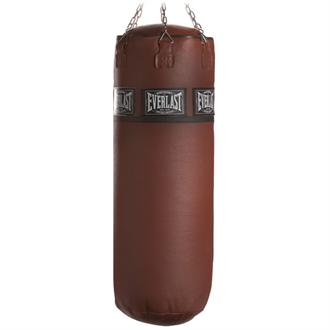 Everlast Super Leather Training Bags